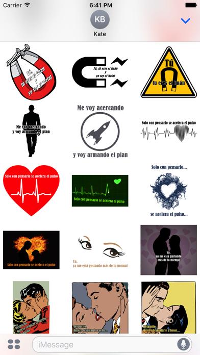 Despacito Stickers screenshot four