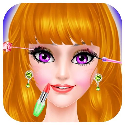 Royal Princess Doll Makeover -  Makeup Games