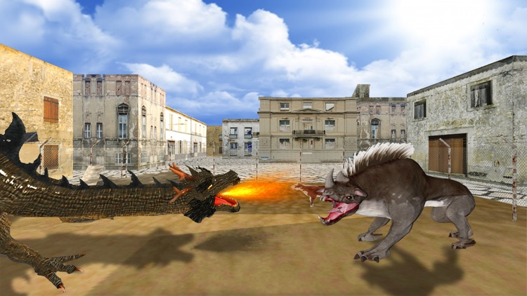 Angry Monster Simulator 2017: Giant Beast screenshot-4