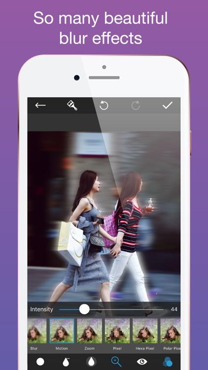 QuickBlur - Blur Photo Background Editor