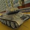 现代钢铁坦克射击僵尸