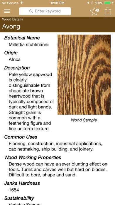 Id Wood review screenshots