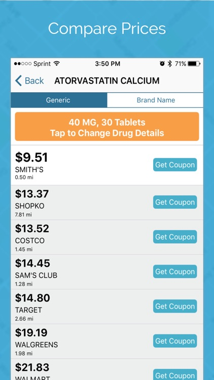 LowestMed – Rx Coupons & Price Comparison