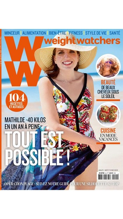 Weight Watchers Magazine France