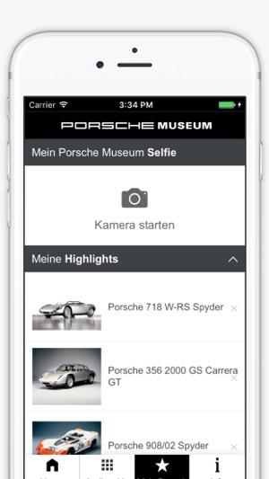 Porsche Museum Screenshot