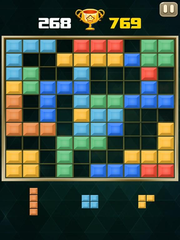 Скачать Блок головоломка: кирпич классический