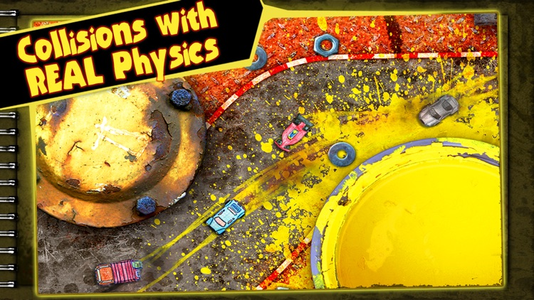 Paper Racer screenshot-1