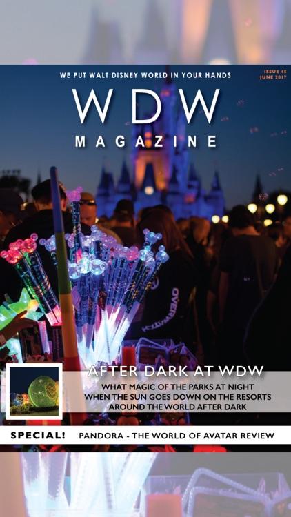 WDW Magazine - The Best of Walt Disney World screenshot-3