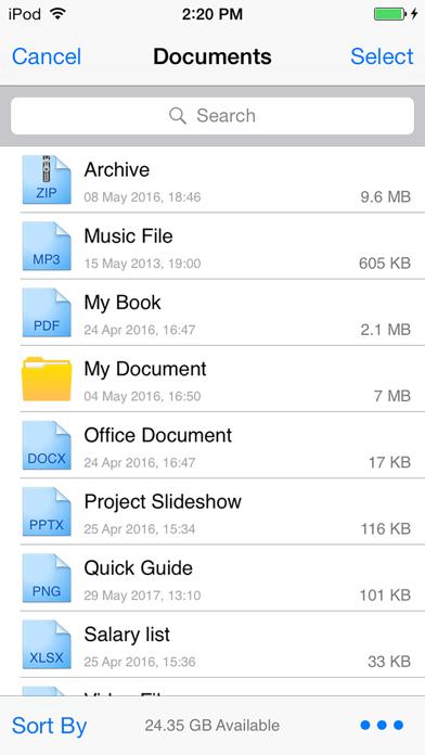Bluetooth Wifi App Box Pro review screenshots