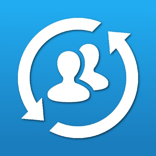 Copy My Contacts - Contact Backup & Transfer