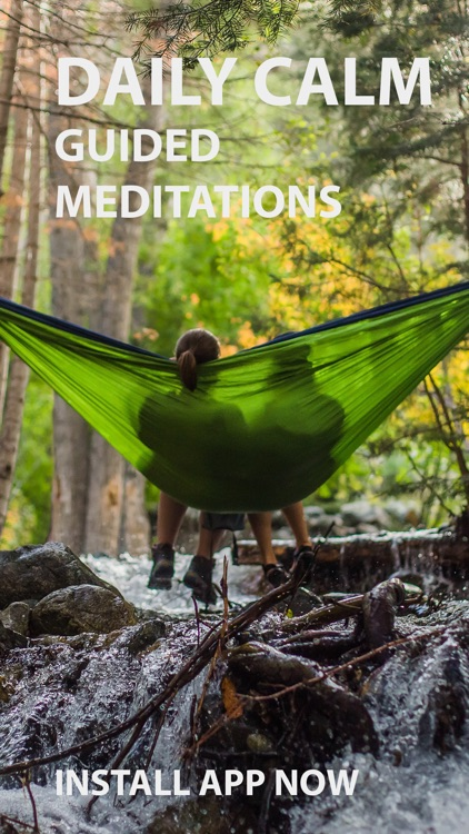 Guided Meditation and Relaxation - Daily Calm App screenshot-4