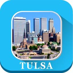 Tulsa Oklahoma - Offline Maps navigation