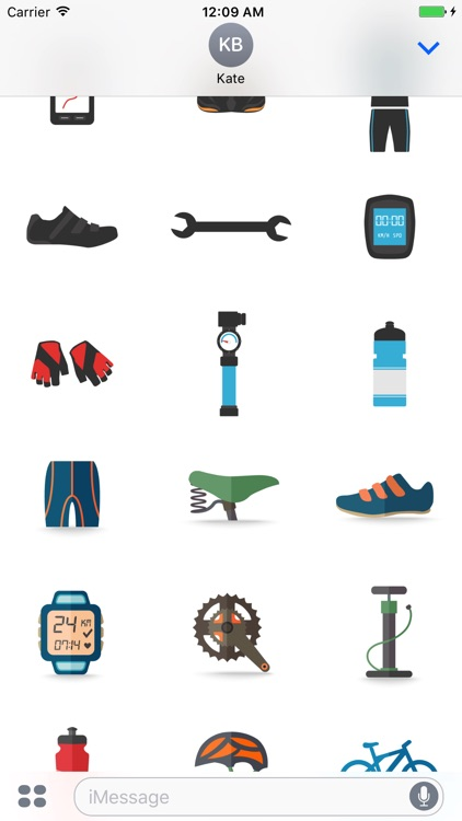 Bike and Mountain Bike Stickers