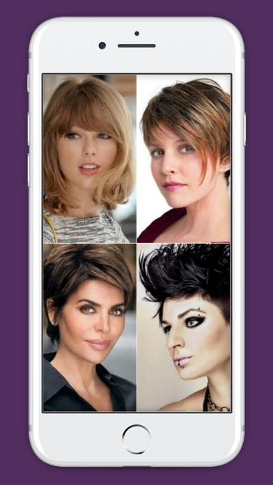 Best hairstyle design ideas for women - hair salon screenshot one