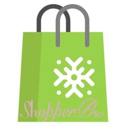 ShopperPro - Create your shopping list.