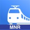 Find the next Metro North Rail (MNR) train schedule in a New York Minute