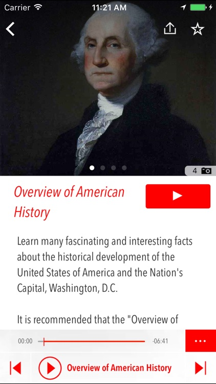 D.C. Driving/Walking Tours screenshot-2