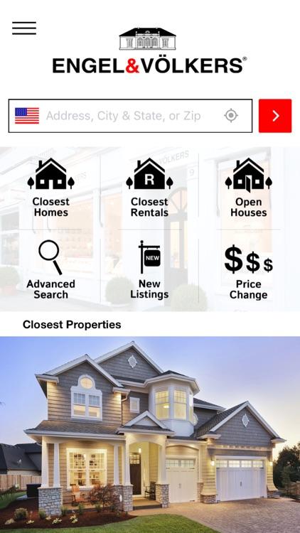 EV Real Estate Search