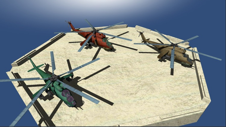 Helicopter Shooting Game screenshot-3