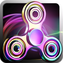 Fidget Spinner Toy - Top Hand Finger Simulator