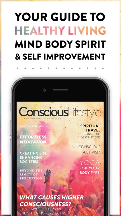 Conscious Lifestyle Magazine - Healthy Mind & Body