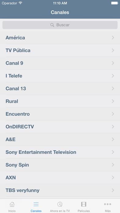 Televisión Argentinaのおすすめ画像1