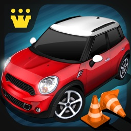 High School Driving Test – Car Driving and Parking