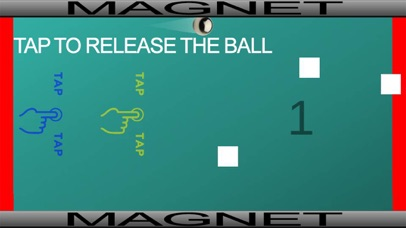 Magnetic Ball - Cool 2D Endless Run Game for Kids-0