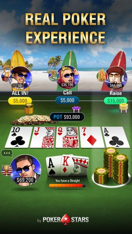 Jackpot Poker by PokerStars™ - Online Poker Game screenshot-0