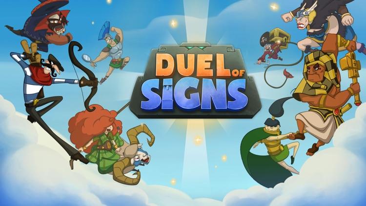 Duel of Signs screenshot-0