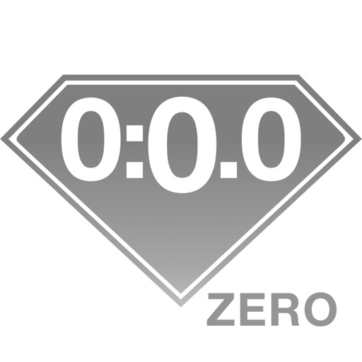 Herotime Zero: Timer Stopwatch Simply Big