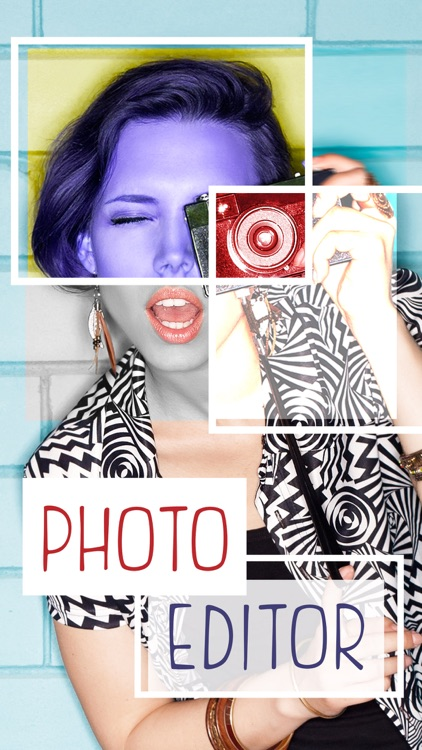 Photo editor – photo editing effects & filters