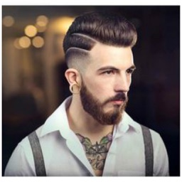Top Hairstyle for men - best man hair designer app