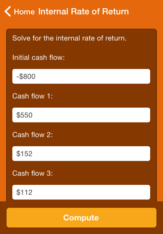 Wolfram Time-Value Computation Reference App - náhled