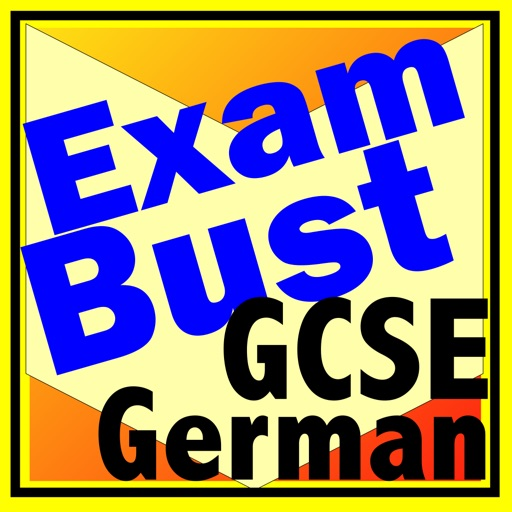 GCSE German Prep Flashcards Exambusters