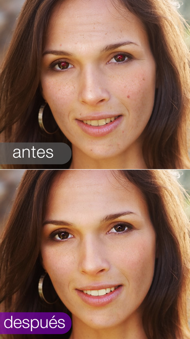 Screenshot for VisageLab PRO HD photo enhance in Argentina App Store