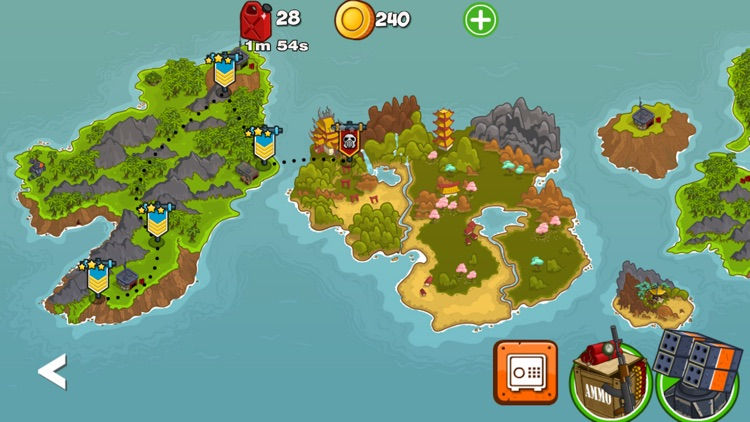 Art of Defense - Tower defense screenshot-2