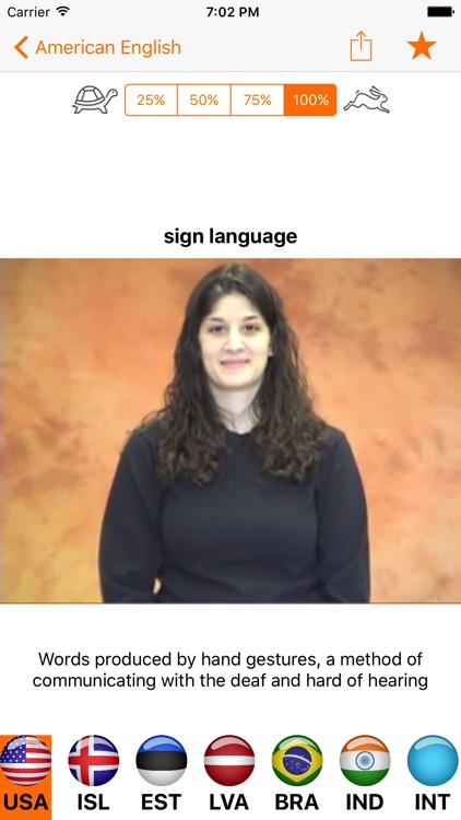 spread the sign the sign language dictionary by