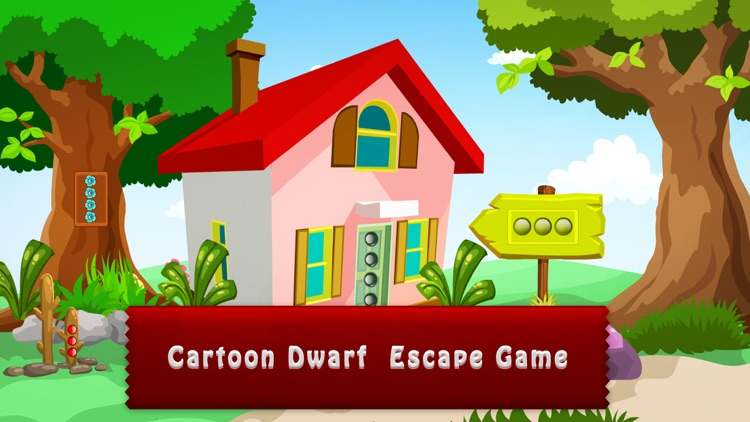 Can You Escape The Cartoon Dwarf ?