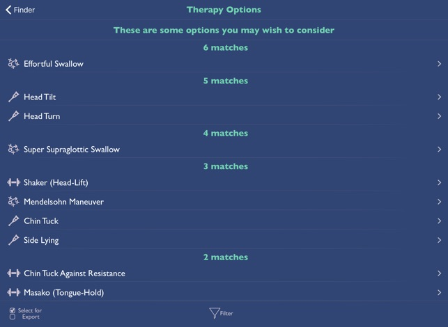 Dysphagia Therapy On The App Store