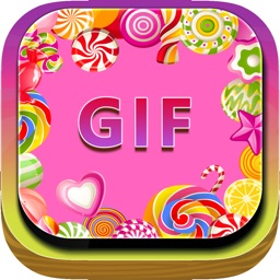 Candy GIF Maker for Fashion Animated Creator Pro