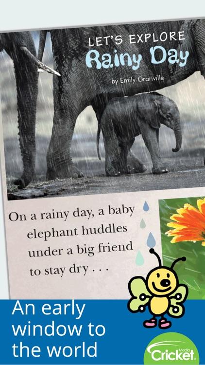 Babybug Magazine: Read along with baby and toddler screenshot-3