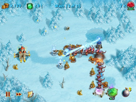 Towers N' Trolls HD Screenshot 2