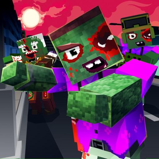 Blocky Zombie Simulator icon