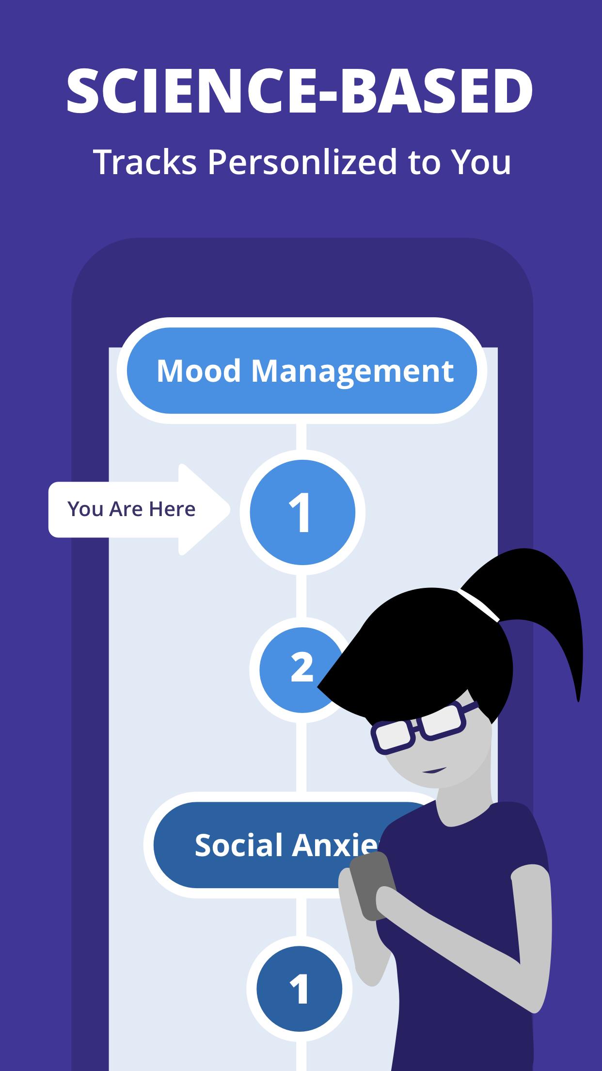 Sibly - Mental Health Coach Screenshot