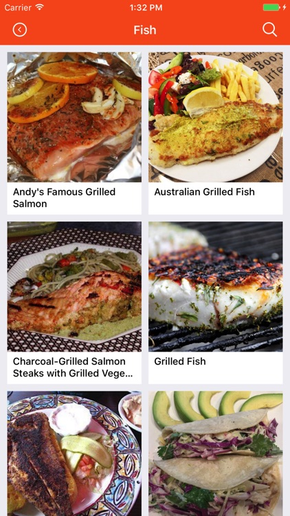 Grill & BBQ Recipes: Food recipes & cookbook