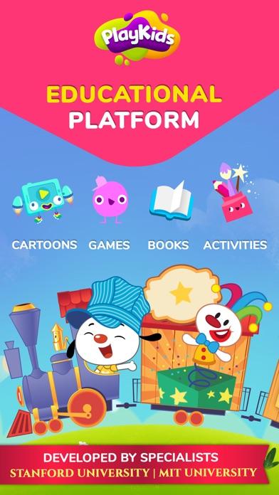 PlayKids - Cartoons for kids app image