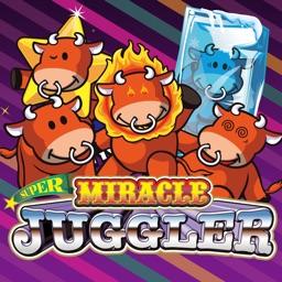 スーパーミラクルジャグラー