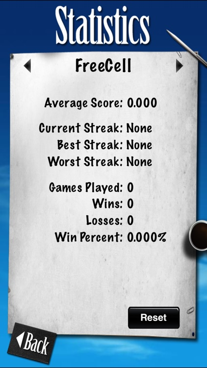 Eric's FreeCell Solitaire Lite screenshot-4