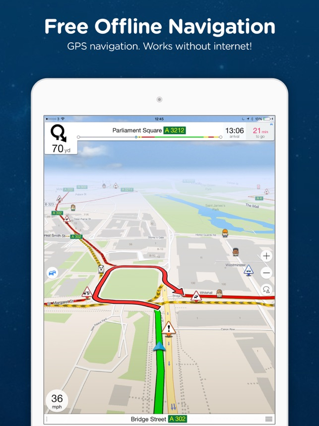 Navmii GPS Netherlands Offline Navigation on the App Store